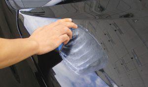當施作鍍膜塗層後有持續的污垢時該怎麼辦?
