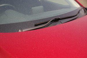 採用普通的洗車可以嗎?黃沙時的洗車方法